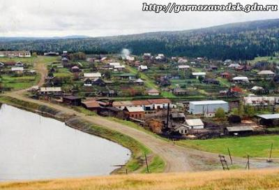 Фото поселка старый бисер