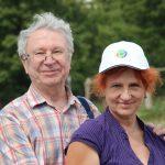 Александр Васильевич Прокин с супругой